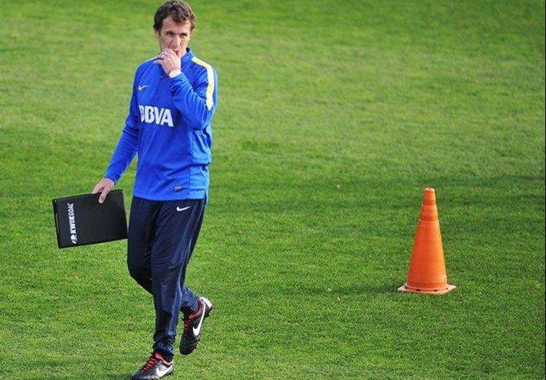Pasó la escoba: el Vasco hizo siete cambios para recibir a Newell's