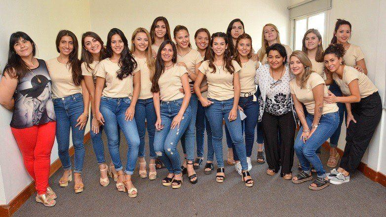 """""""Salud sexual y reproductiva"""", una de las capacitaciones que recibieron las embajadoras de la FNS"""