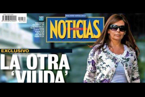 La ex secretaria de Néstor Kirchner admitió que también era su amante