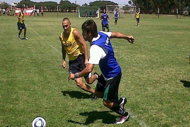 San Martín igualó con Argentinos en el primer amistoso de pretemporada
