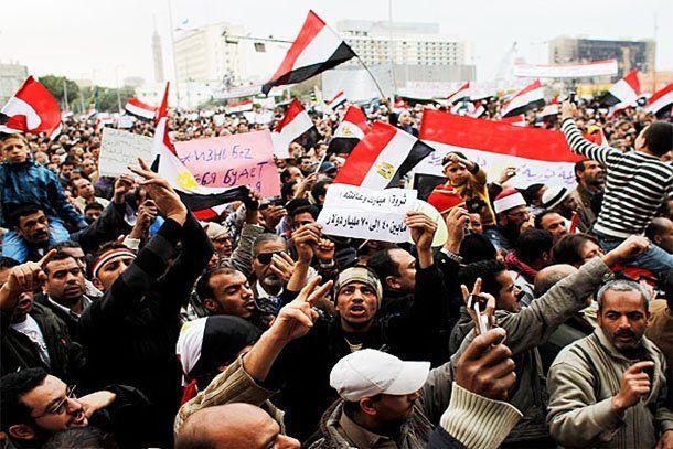 Gobierno y oposición dialogaron sobre una transición en Egipto