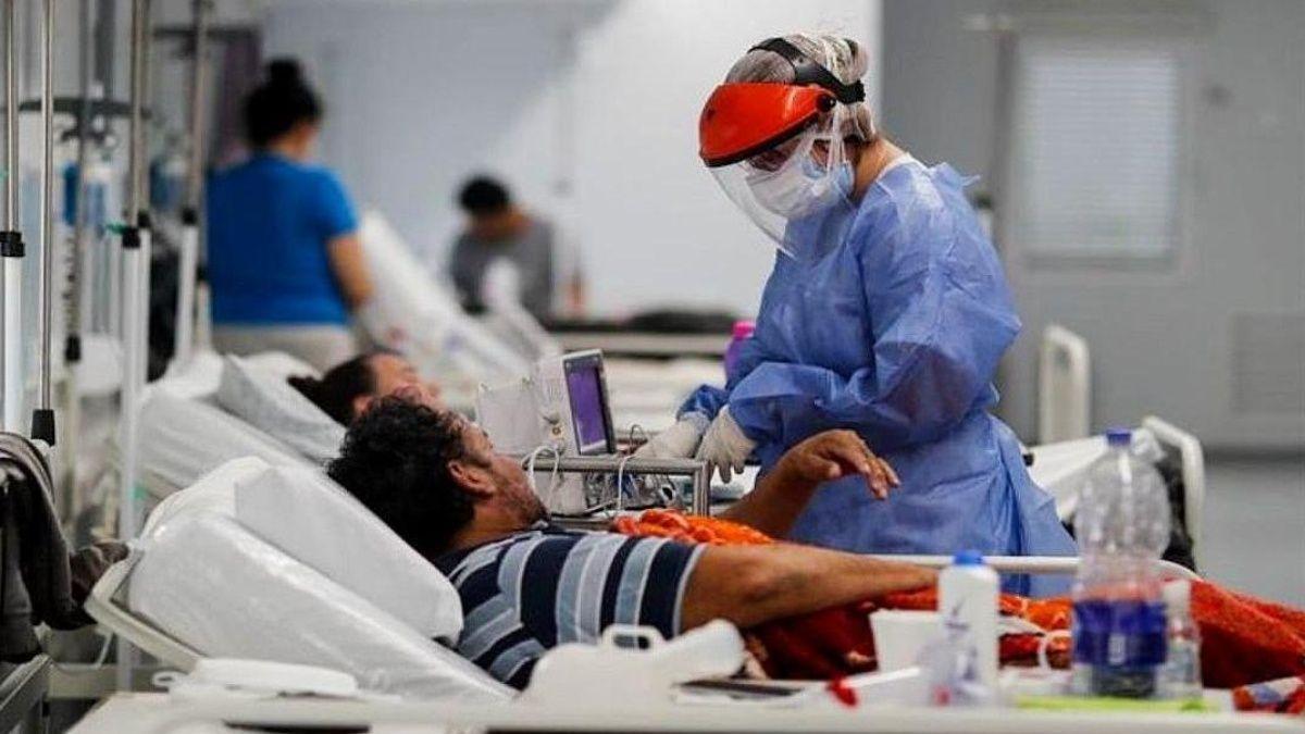 COVID-19 en Argentina: 7216 personas dieron positivo y 218 fallecieron en las últimas horas.