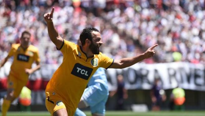 Rosario Central recibe a Godoy Cruz en el único duelo del lunes del torneo