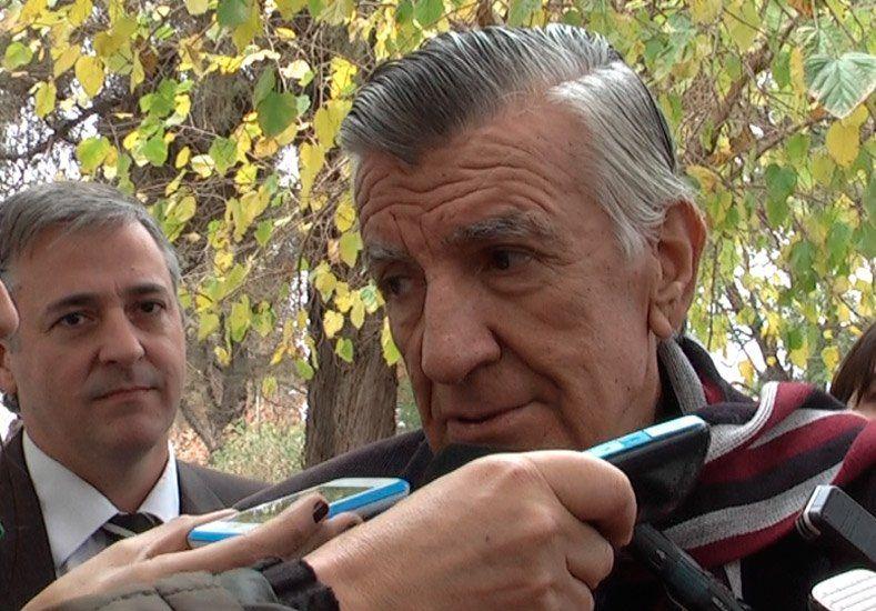 José Luis Gioja minimizó los dichos de Ruperto Godoy sobre la conformación de listas