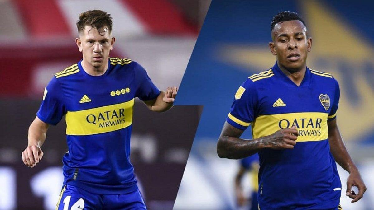 Alerta en Boca: Villa y Rolón presentaron fiebre