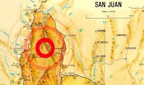 Tembló cerquita de Veladero y se sintió en todo San Juan