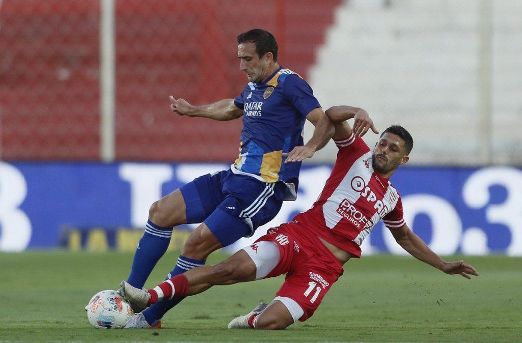 Boca cayó ante Unión y compromete su clasificación