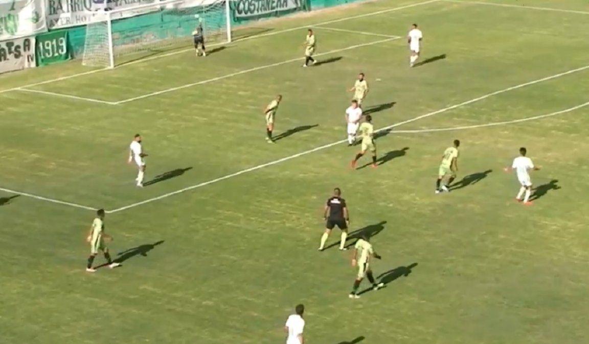 Desamparados sufrió una dura caída ante Cipolletti por 3-1