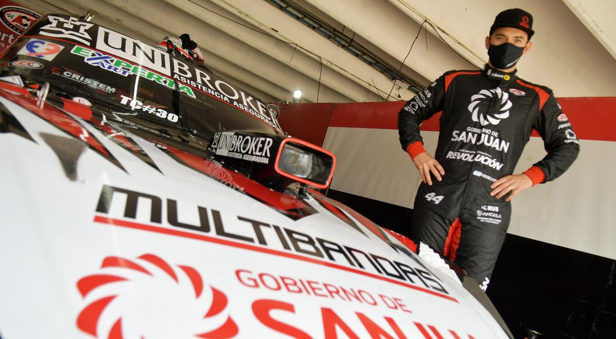 Della Motta corre en Buenos Aires para escalar posiciones en el TC