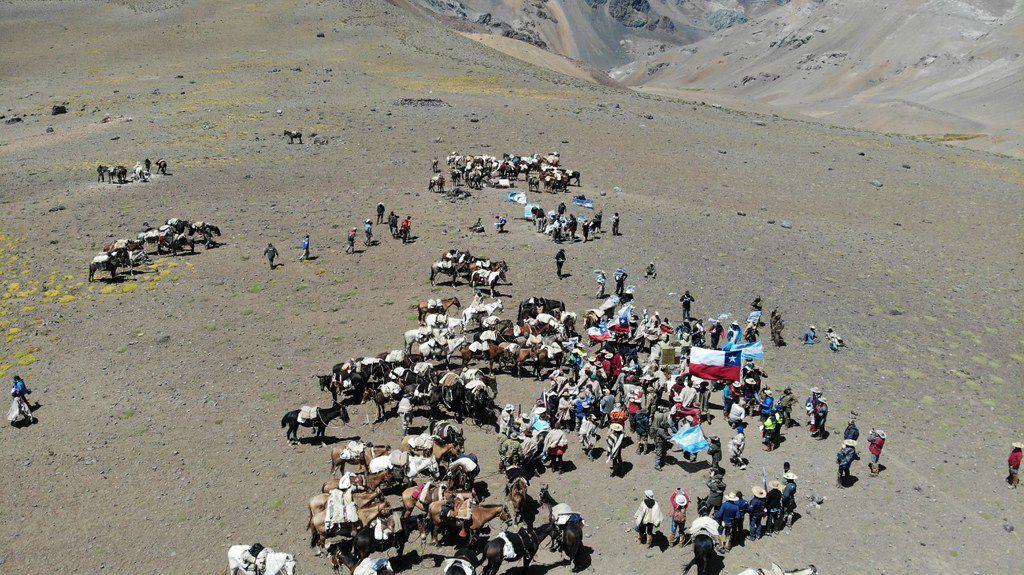 Cruce de Los Andes: la emoción de llegar al límite con Chile