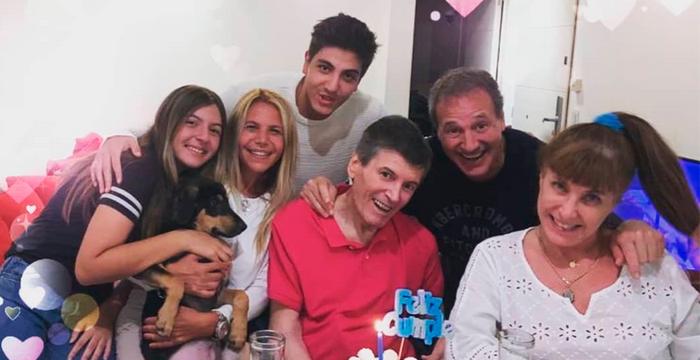 Preocupación por la salud de Carlín Calvo