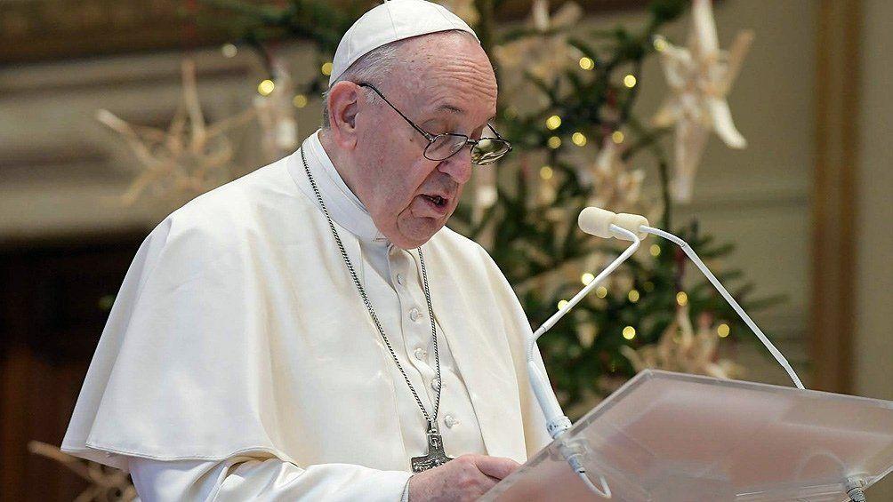 Francisco pidió centrar la mirada en la curación de los afectos