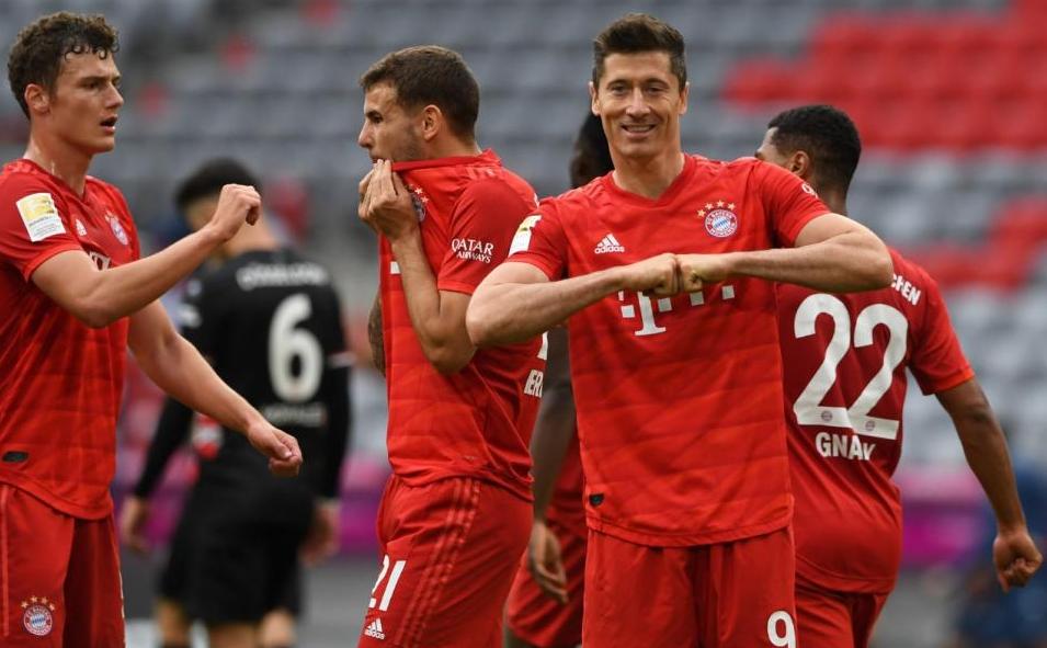 ¿Ocho al hilo? Bayern Munich puede ser campeón de la Bundesliga