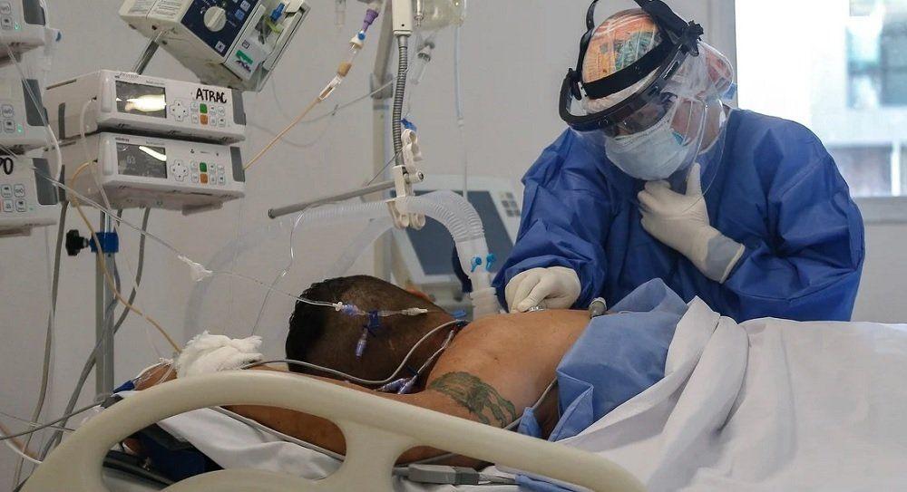 Registraron 406 muertes y 11.712 nuevos casos de coronavirus en el país