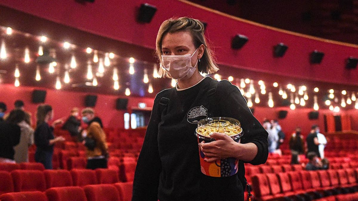 Se viene la reapertura de los cines en Argentina.