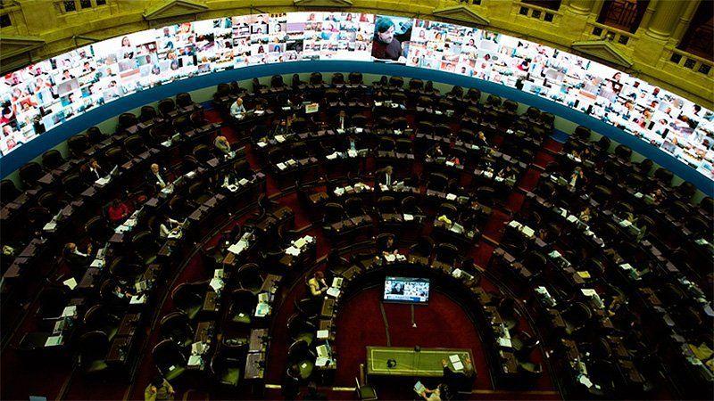 Diputados debatirá los proyectos de donación de plasma y regulación del teletrabajo