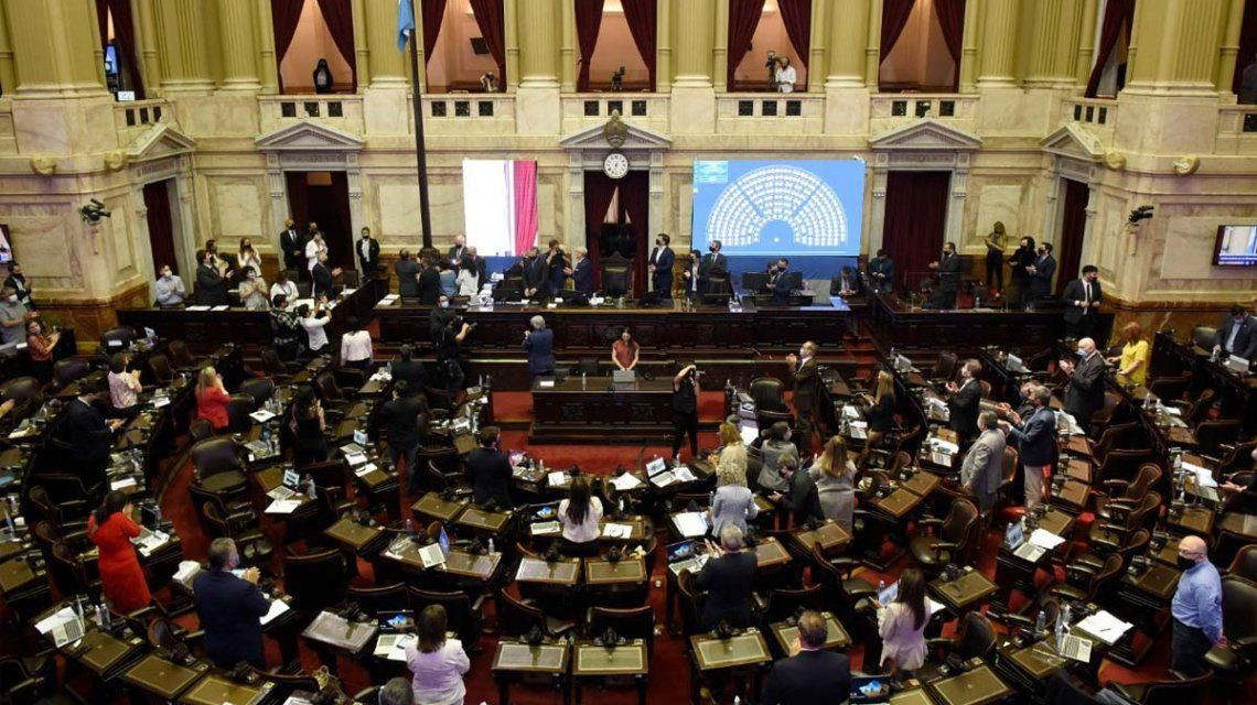 Diputados emite el dictamen del proyecto de interrupción voluntaria del embarazo