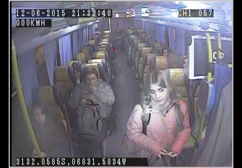 Exclusivo: éste es el video que muestra cómo le roban a los pasajeros