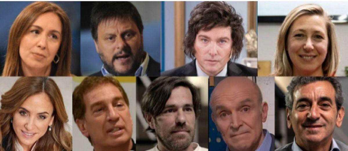Mujeres y minorías sexuales: qué proponen los 9 líderes de las listas más votadas en Ciudad y Provincia