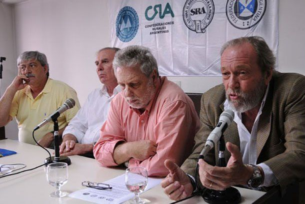 La Mesa de Enlace volverá a reunirse en 15 días para definir la continuidad de la protesta