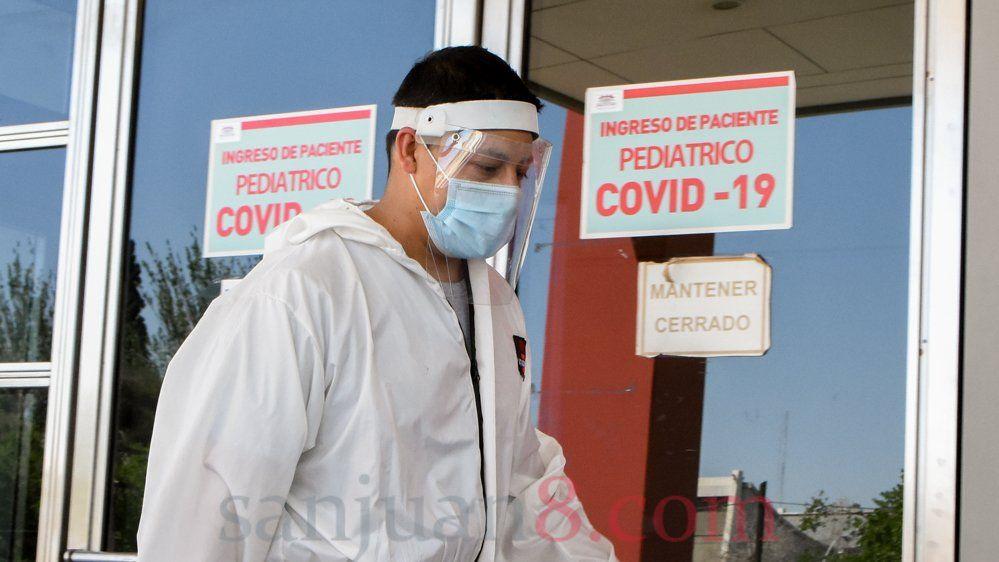 Con 200 nuevos casos, ascienden a 2.562 los contagios por coronavirus en San Juan