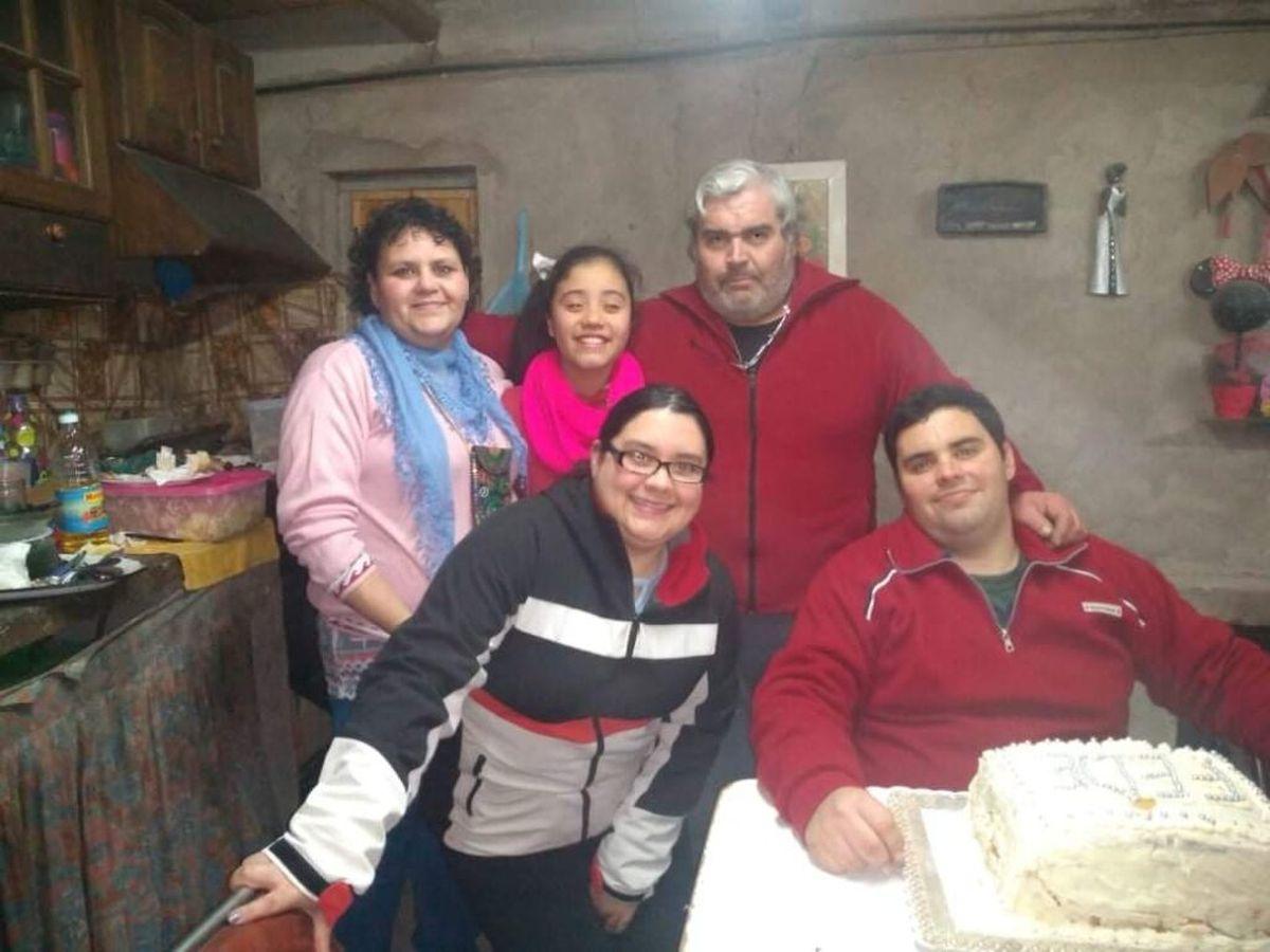 Federico Cabello recibió un corazón y se encuentra internado en Buenos Aires.