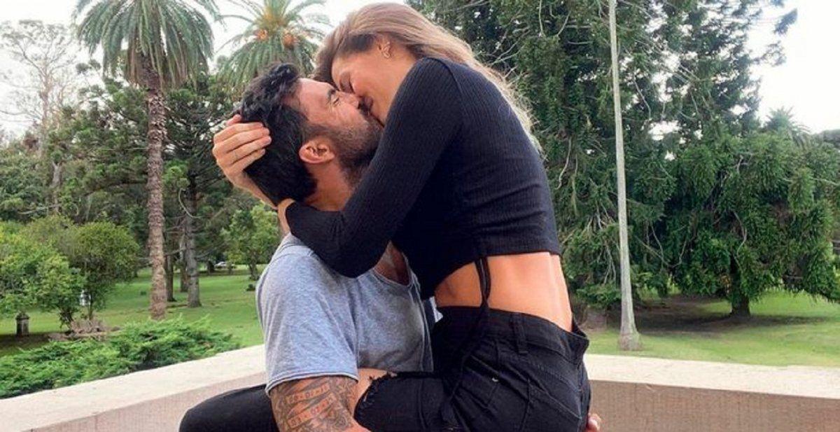 Qué dijo Mica Viciconte sobre la supuesta boda con Fabián Cubero