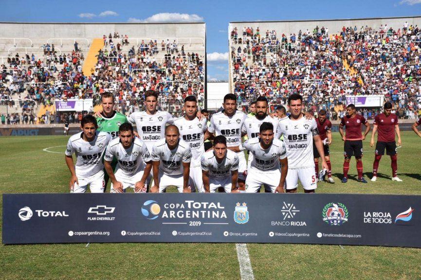 Central Córdoba eliminó a Lanús y jugará la final de la Copa Argentina