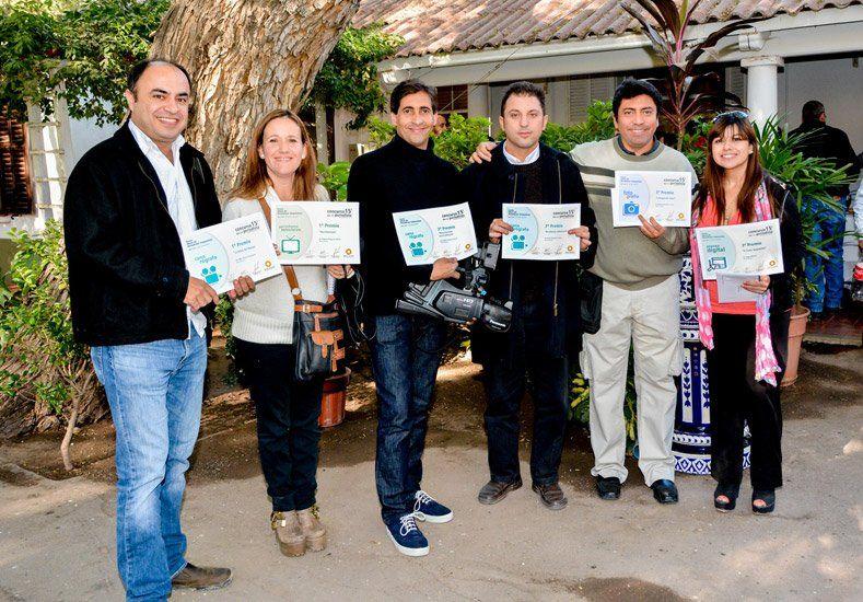 Sanjuan8.com, Sanjuan8 Tv y Canal 8 recibieron premios por el día del Periodista