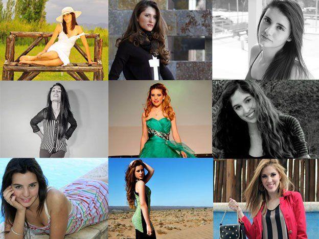 Estas son las 14 bellas jóvenes que sueñan con ser Miss San Juan