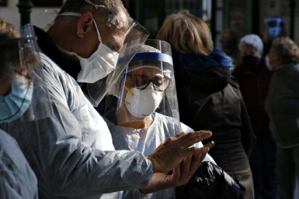 COVID-19 en Argentina: 60 muertes y 8.586 nuevos casos