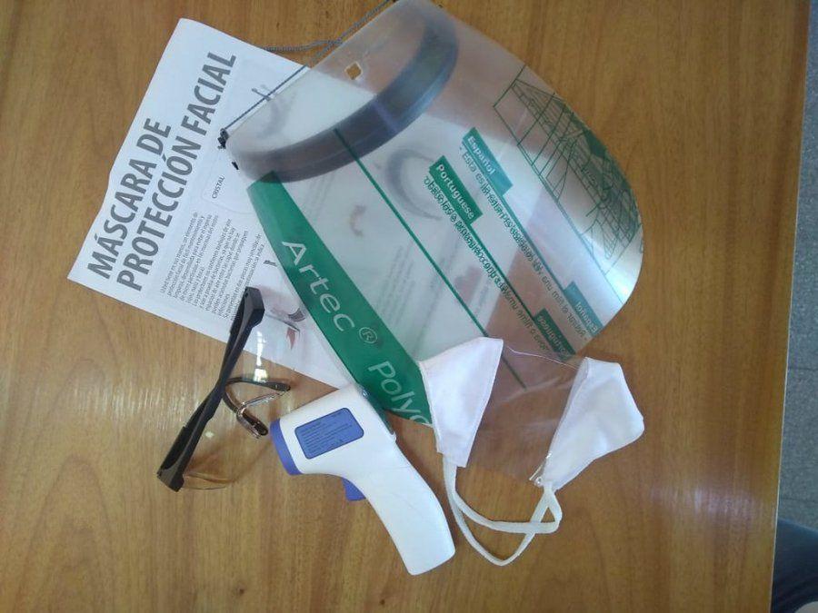 Educación Especial: suman kits de higiene para 40 escuelas