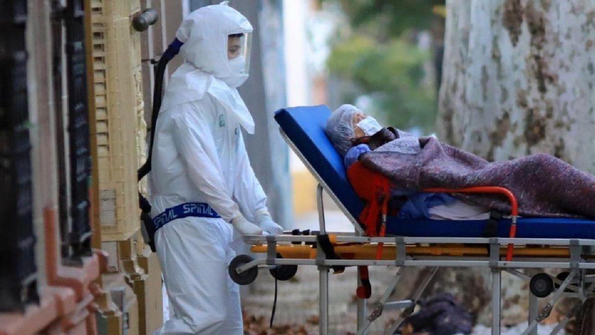 COVID-19 en Argentina: 132 muertes y 15.262 nuevos casos