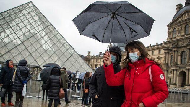 La situación se deteriora en Francia por la explosión de casos