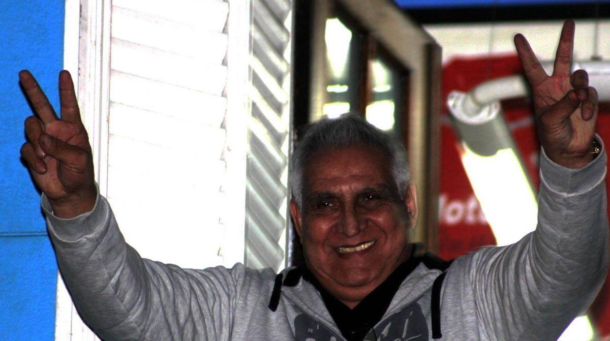 El Pata Medina quedó en libertad.
