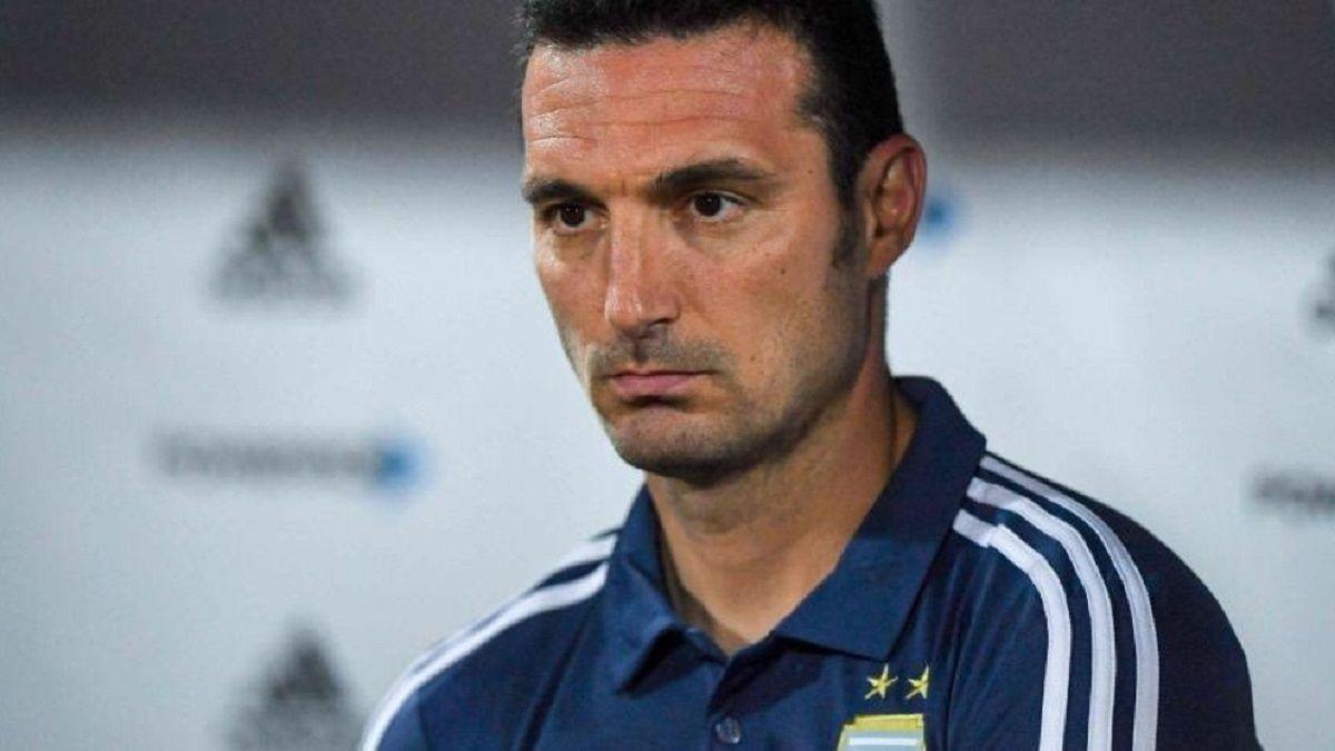 Lionel Scaloni no podrá contar con cuatro jugadores.