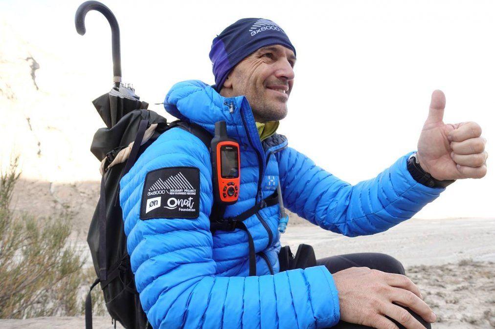 Hizo cumbre en la segunda cumbre más alta del mundo y murió