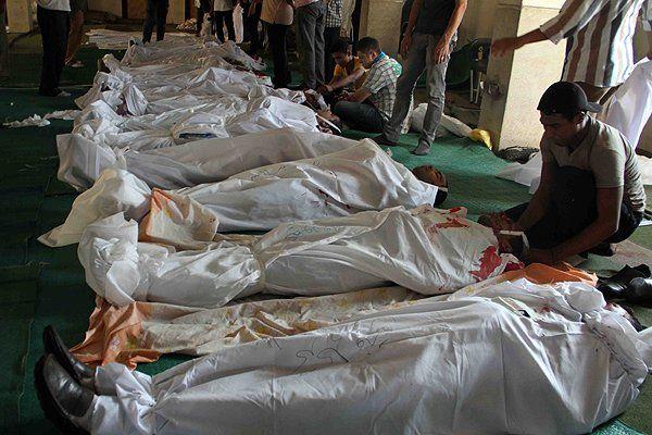 Egipto: sigue la matanza y apareció una advertencia del gobierno