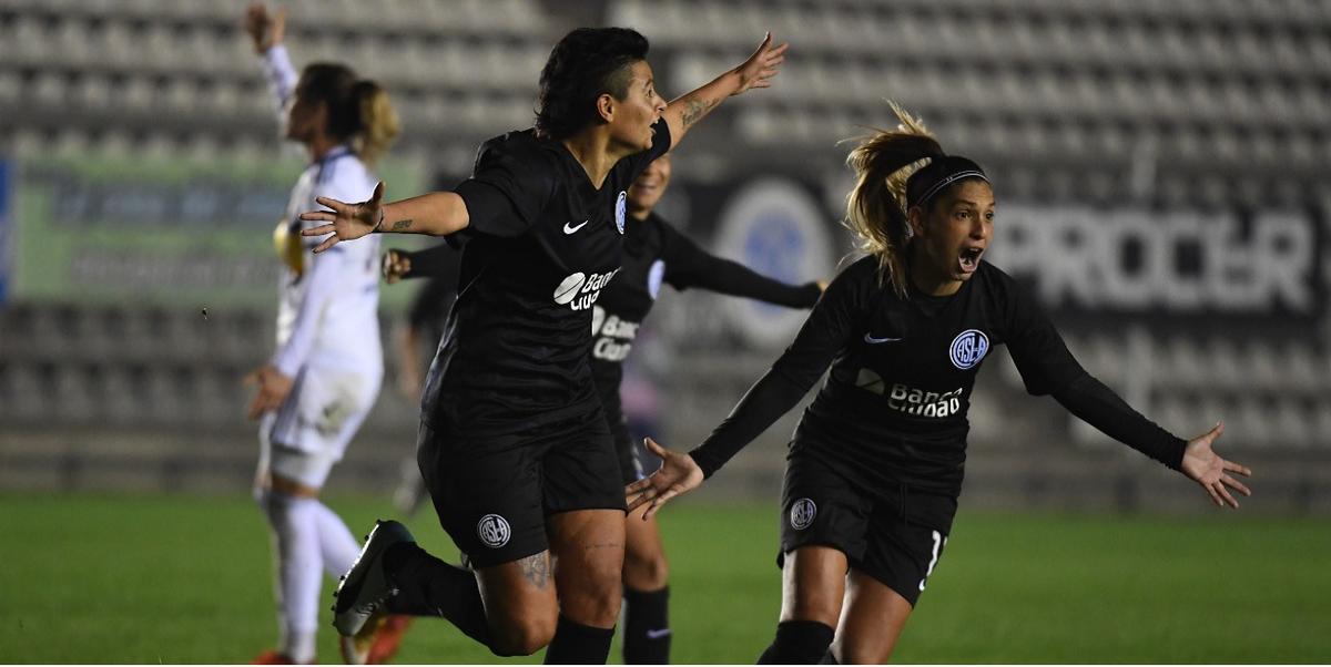 San Lorenzo sorprendió a Boca y ganó el Apertura femenino