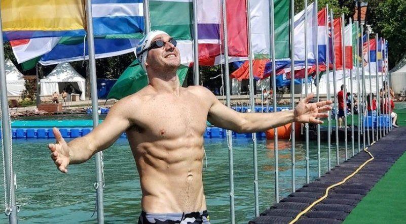Un nadador argentino fue suspendido por doping positivo