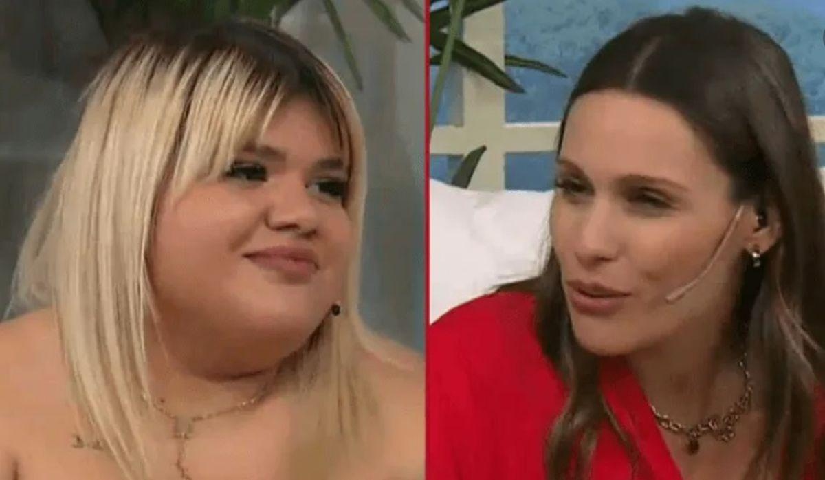 Morena Rial le dijo a Pampita que quiere ser su panelista