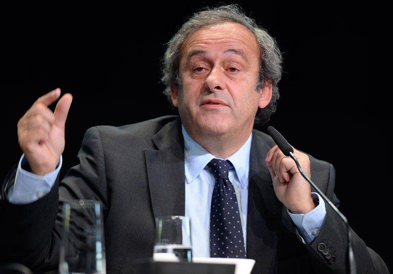 Pierde apoyo: la UEFA se despegó de Blatter y le pidió su renuncia a la FIFA