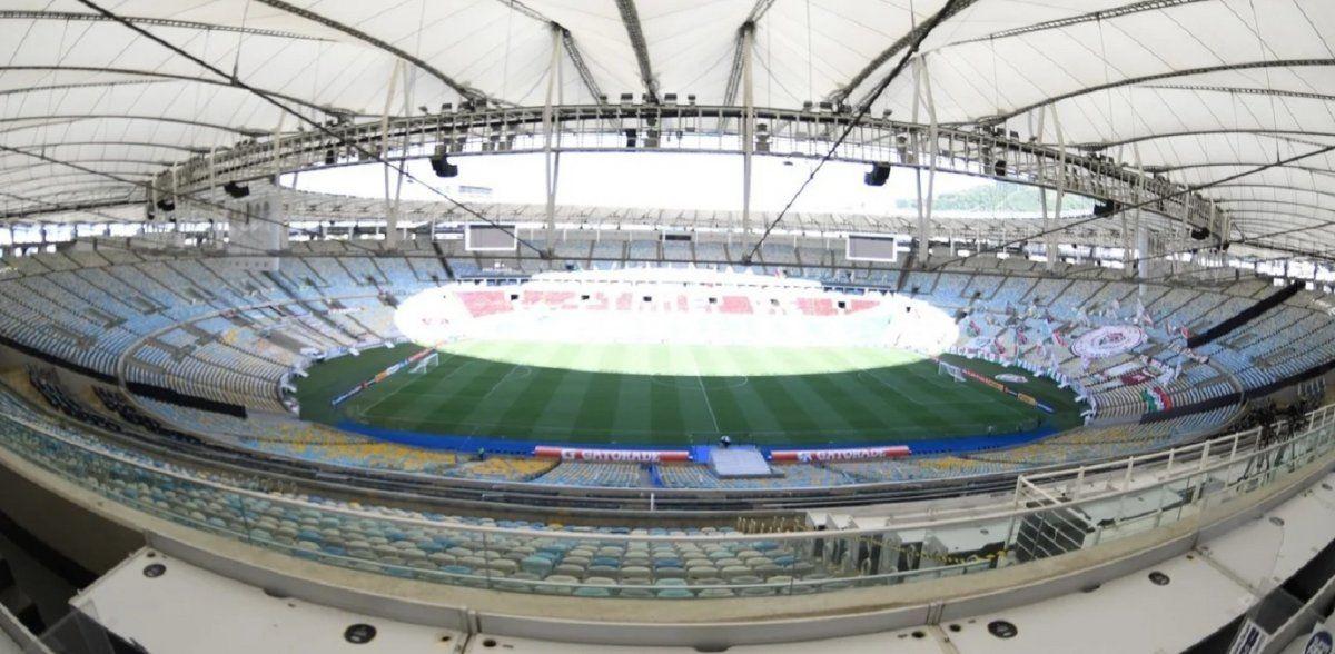 El mítico Maracaná será el escenario de Fluminense - River.