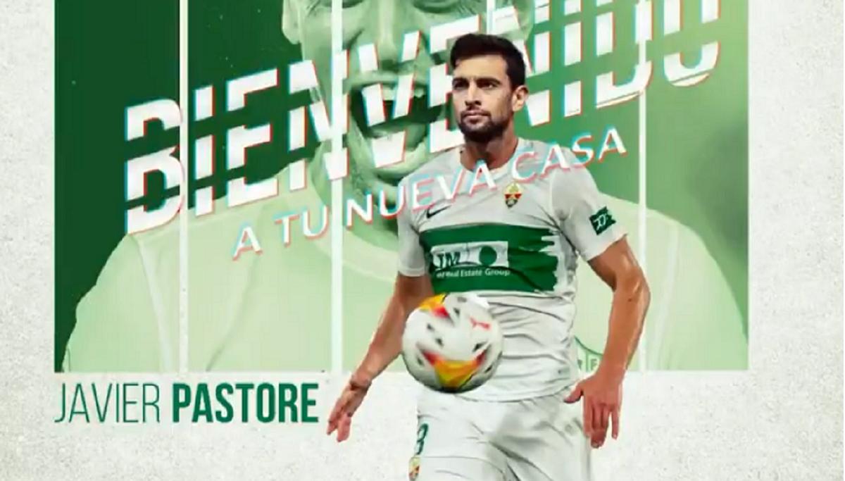 El Flaco Pastore sorprendió y jugará en el fútbol de España