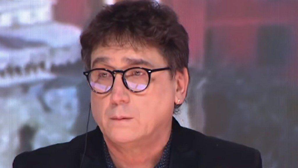 Oscar Mediavilla reveló como se convirtió en el jurado malo