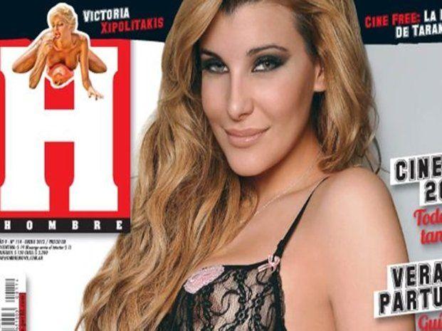 Charlotte Caniggia y el escándalo por sus fotos hot
