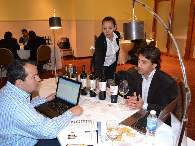 Compradores de Latinoámerica llegaron a buscar vinos locales
