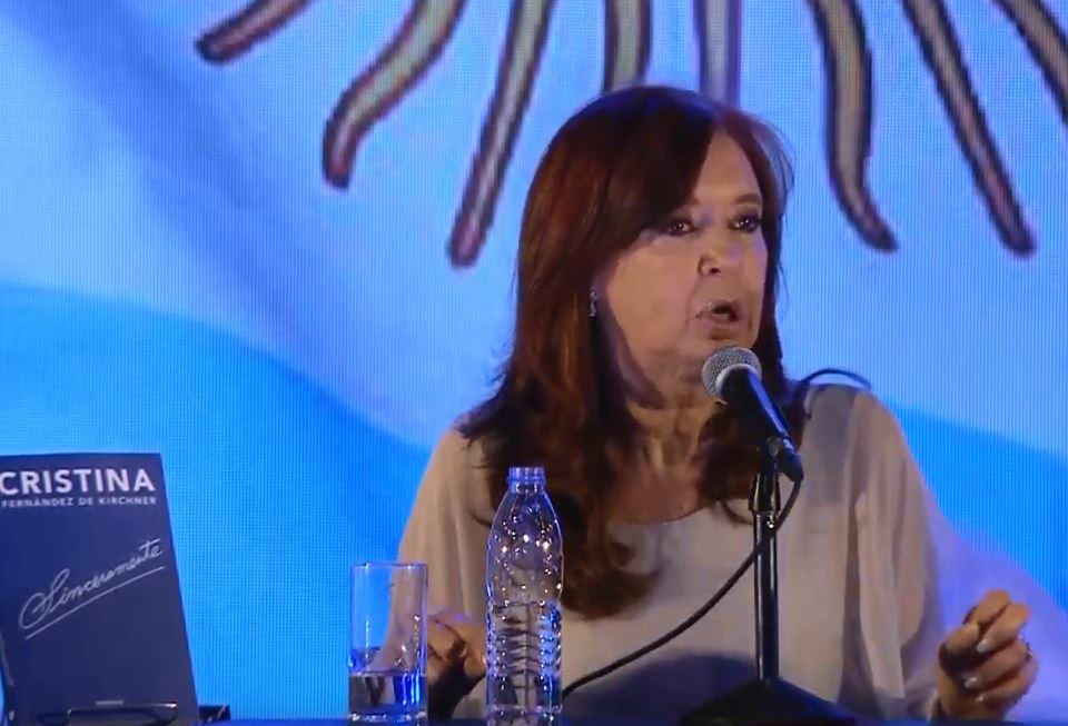 Cristina Kirchner: Prometieron pobreza cero y terminan sancionando la emergencia alimentaria