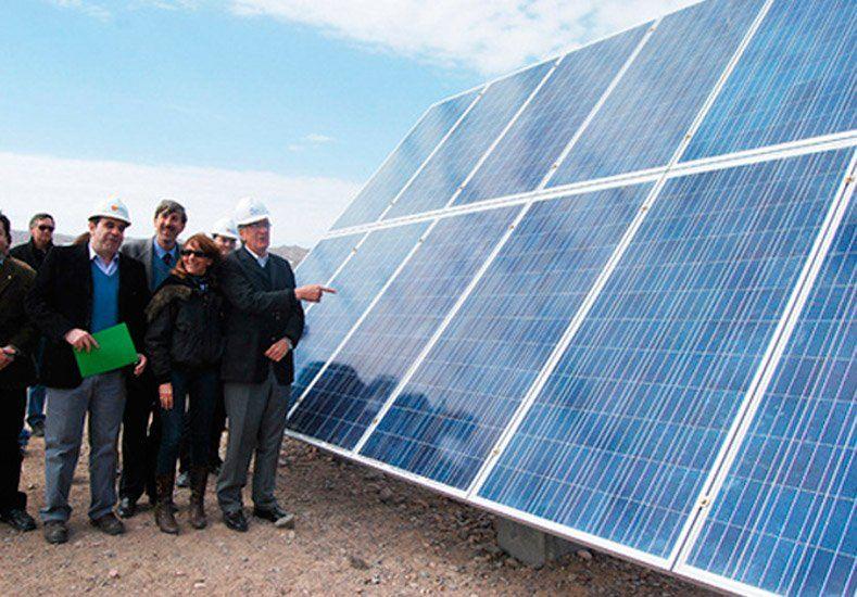 La fábrica de paneles solares se instalará en el límite de Rawson y Pocito