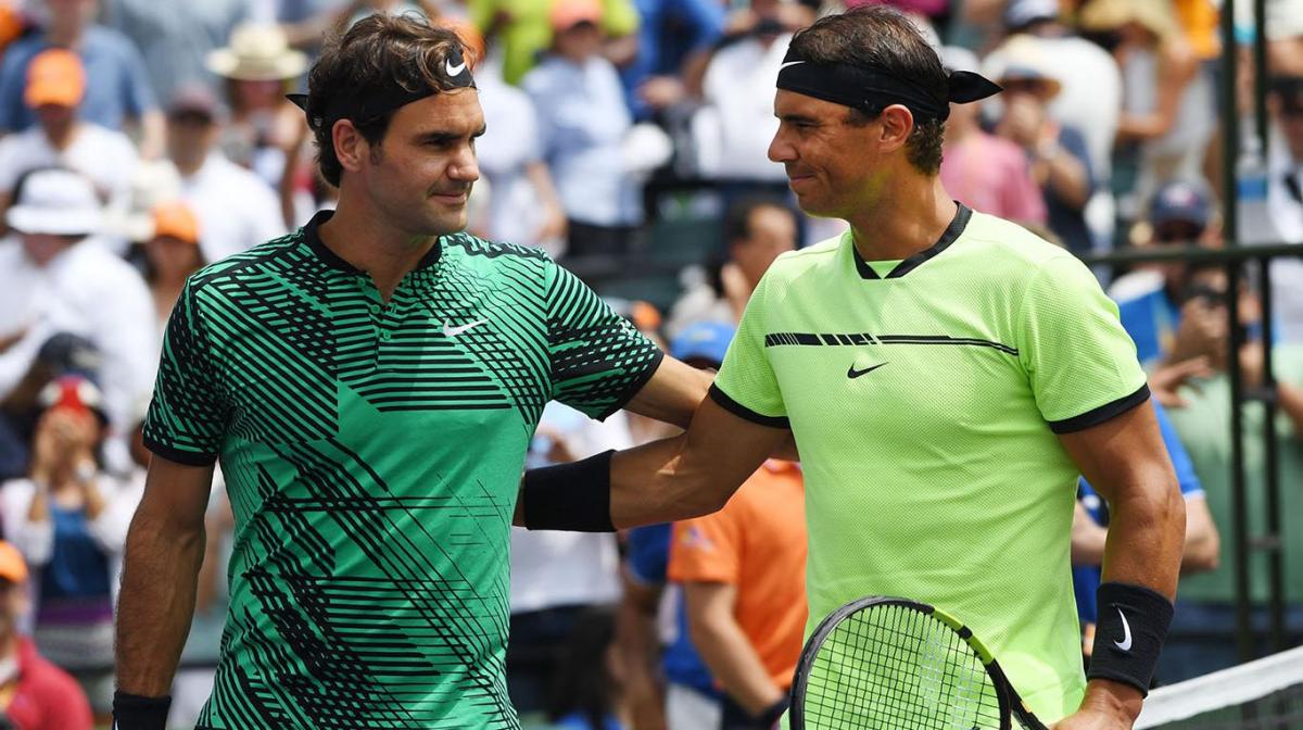 Récord a beneficio: Federer-Nadal jugarán en África ante 55 mil personas